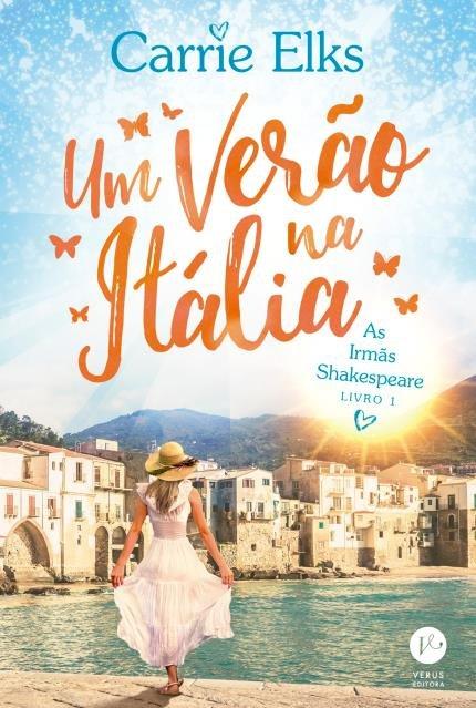 um verao na italia capa livro